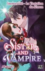 Sister and Vampire : Immoralité - La tentation du démon