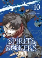 Spirits Seekers T10