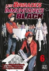 Les Brigades Immunitaires Black T06
