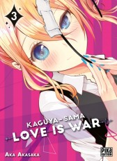 Kaguya-sama: Love is War T03