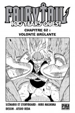 Fairy Tail - 100 Years Quest Chapitre 062