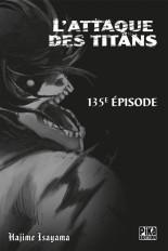 L'Attaque des Titans Chapitre 135