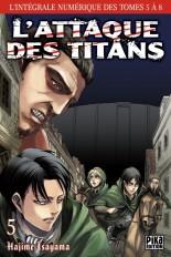L'Attaque des Titans - L'intégrale T05 à T08