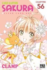 Card Captor Sakura - Clear Card Arc Chapitre 56