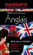 Harrap's Dictionnaire petit anglais