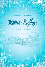 ASTERIX Tome 39 Artbook - Astérix et le Griffon