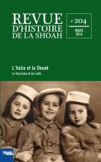Revue d'histoire de la shoah n°204