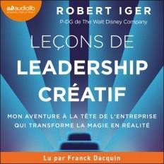 Leçons de leadership créatif