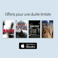 iBooks : découvrez de nouveaux auteurs gratuitement !