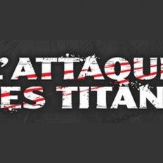 Un ex-libris de L'Attaque des Titans par Tony Moore