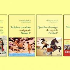 Les 6 titres de la série Chronique du règne de Nicolas 1er à 2,99€