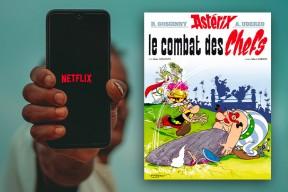 Astérix : Alain Chabat va réaliser une série animée sur Netflix