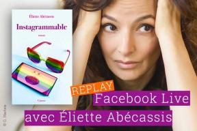 Replay : retrouvez le live d'Éliette Abécassis