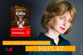 Replay : revoyez le Facebook Live de Monica Sabolo