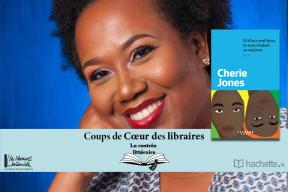 """""""Et d'un seul bras la sœur balaie sa maison"""" de Cherie Jones : coup de coeur d'Aurore Charié, Librairie Martin-Delbert à Agen"""