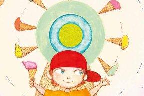 Un été crème glacée : un album estival et instructif !