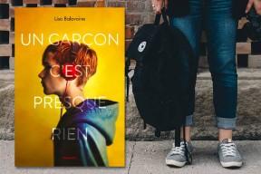 """""""Un garçon c'est presque rien"""" de Lisa Balavoine : un touchant roman pour adolescents"""