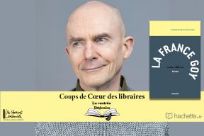 """""""La France Goy"""" de Christophe Donner : coup de coeur de Valérie Lebras, Librairie Ravy à Quimper"""