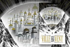 """Appel aux lecteurs : """"La Ville sans vent"""" d'Éléonore Devillepoix"""