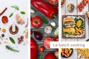 Les 10 meilleurs livres de recette de batch cooking
