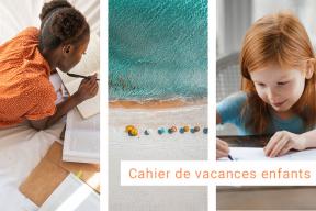Été 2021 : notre sélection de cahiers de vacances pour réviser tout en s'amusant