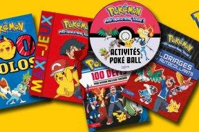 Deviens le meilleur dresseur Pokémon avec Hachette Livre