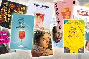 12 livres pour passer un été du tonnerre