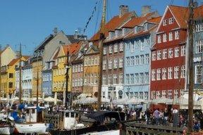 5 city trip en Europe