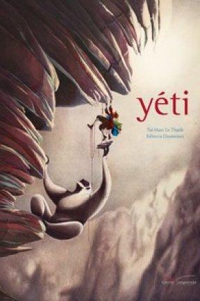 Yéti : le nouvel album de Taï-Marc Le Thanh et Rebecca Dautremer