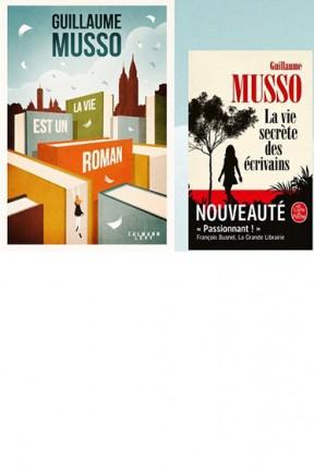 Concours : La vie est un roman de Guillaume Musso