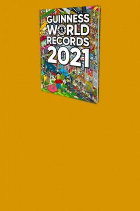 Guinness World Records 2021 : remportez 5 exemplaires du livre le plus populaire de la planète !