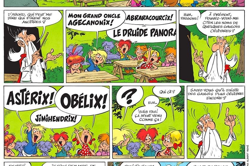 Asterix 38eme tome