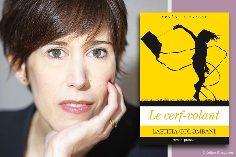 """""""Le Cerf-volant"""" : le nouveau roman de Laetitia Colombani en librairie"""