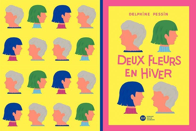"""""""Deux fleurs en hiver"""" : un roman jeunesse bouleversant sur la vie en Ehpad et l'amitié intergénérationnelle"""