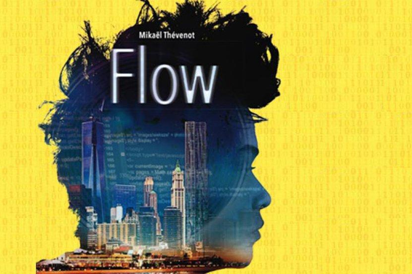 """""""Flow"""" : un premier roman jeunesse entre fantastique et policier"""