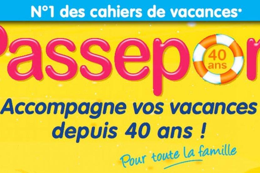 40 ans que Passeport accompagne vos vacances (jeu concours)