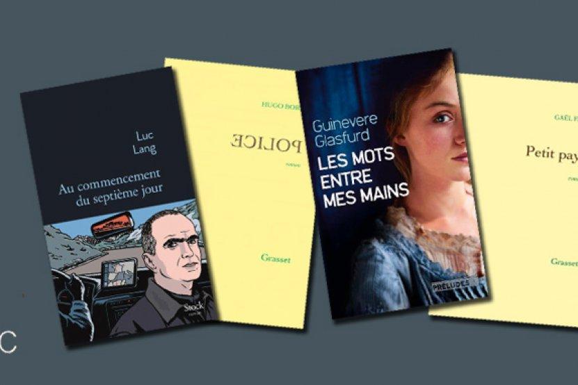La sélection du Prix du roman Fnac 2016 a été révélée