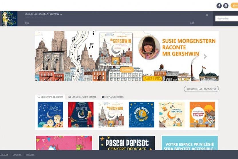 Didier Jeunesse Musique : le site dédié à la musique pour les enfants