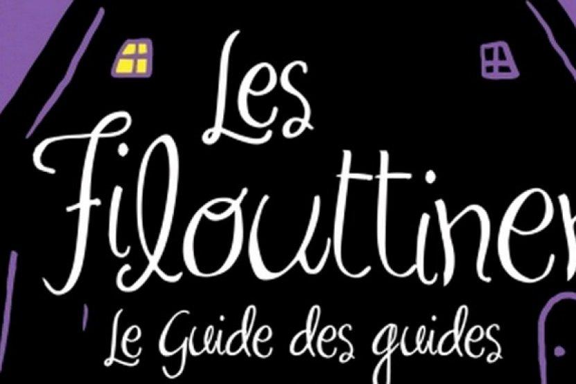 """""""Les Filouttinen, tome 3 Le Guide des guides"""" est sorti chez Didier Jeunesse !"""