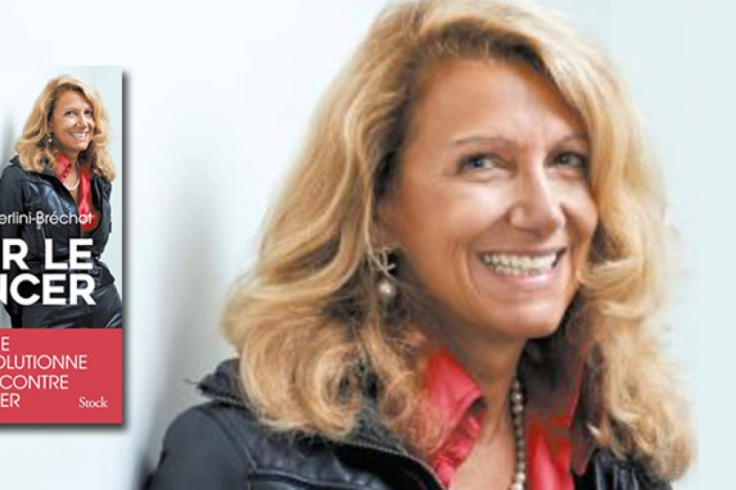 """Patrizia Paterlini-Bréchot présente sa méthode pour """"Tuer le cancer"""""""