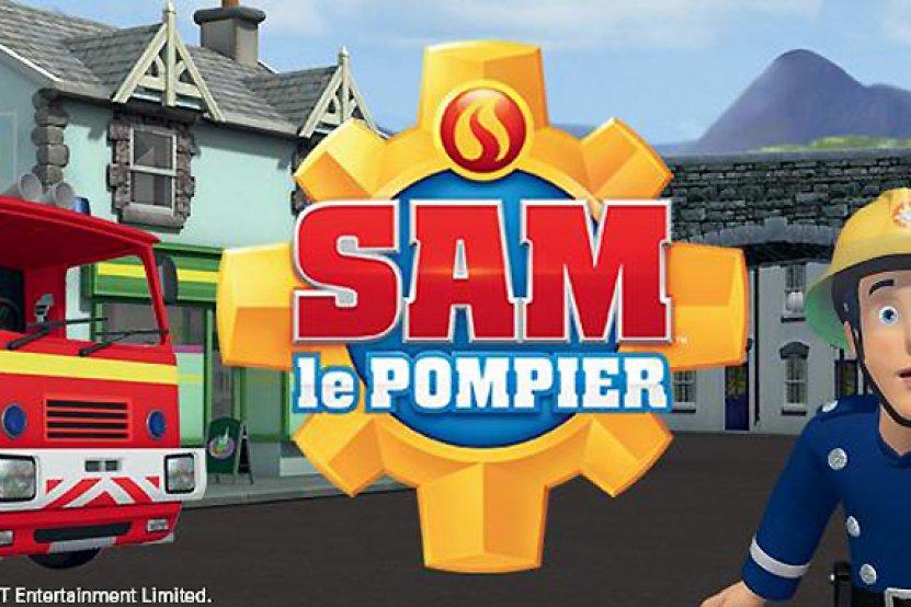 Participez au grand concours de dessin Sam le pompier !