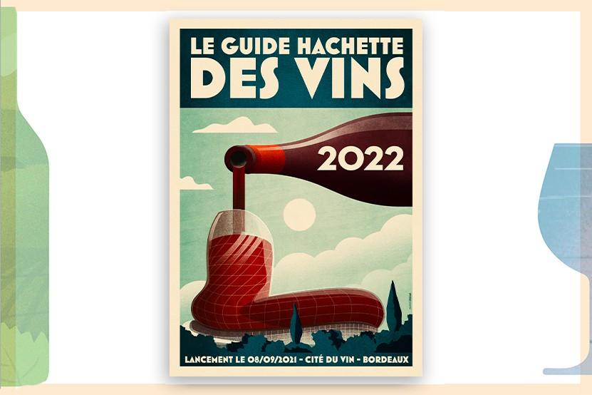 Lancement du Guide Hachette des Vins 2022 à la Cité du Vin avec la librairie Mollat