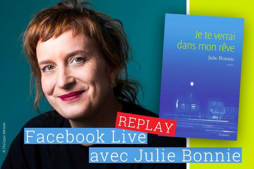 Replay : (re)découvrez le live de Julie Bonnie