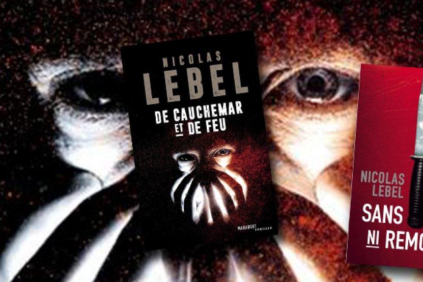 Facebook live : Nicolas Lebel prochain invité de MyBOOX !