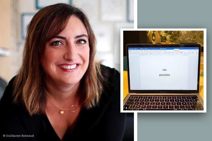 """Virginie Grimaldi : son prochain roman, """"Les Possibles"""", en librairie le 12 mai"""