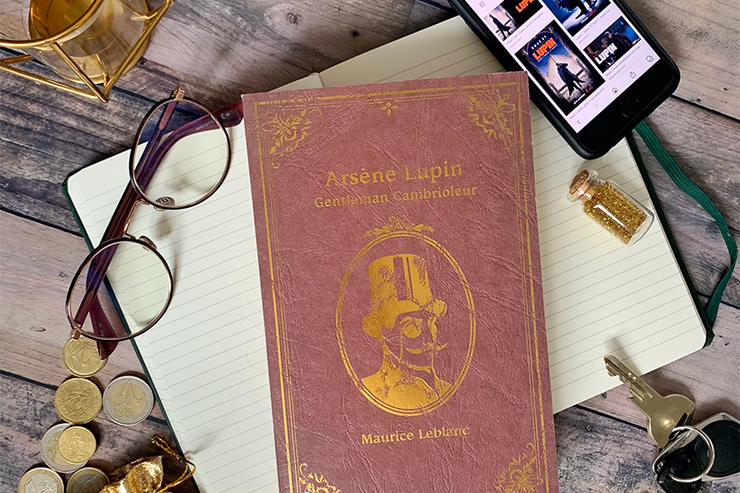 L'expérience Google Lens pour découvrir un concours exclusif Lupin, à l'occasion de la sortie de la partie 2 de la série sur Netflix le 11 juin 2021 !