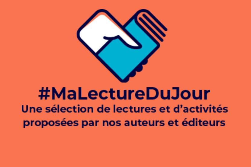 Le site #MaLectureDuJour