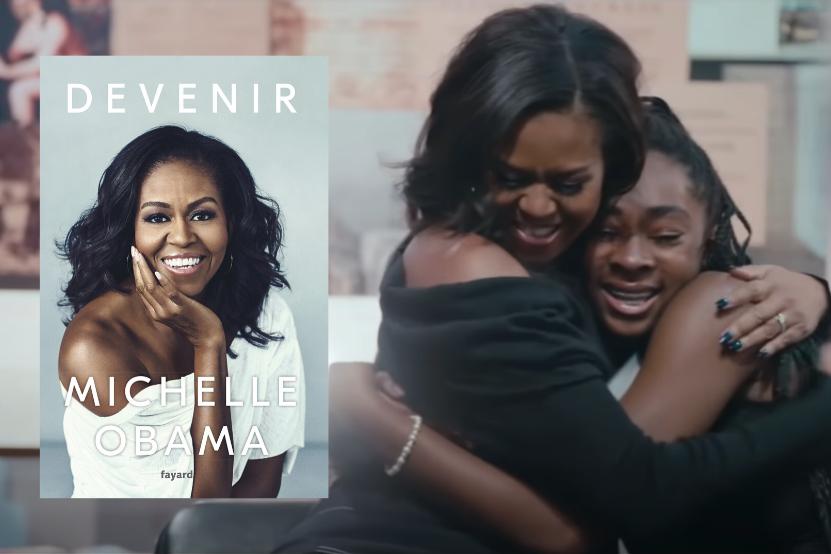 """""""Devenir"""" : Netflix diffusera un documentaire sur les mémoires de Michelle Obama le 6 mai"""