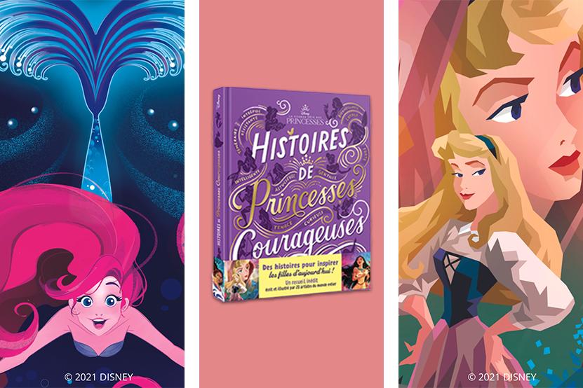Les princesses Disney comme vous ne les avez jamais vues