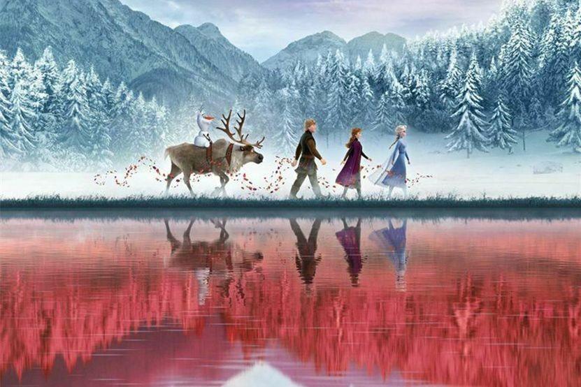 La Reine des Neiges 2 : la suite des aventures d'Elsa et Anna au cinéma et en librairie